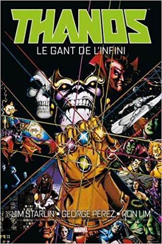 Amazon Fr Fnac Thanos Le Gant De L Infini Starlin Jim Perez