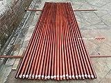 Everythingwushu (2 Pieces) Wing Chun Long Poles LUK