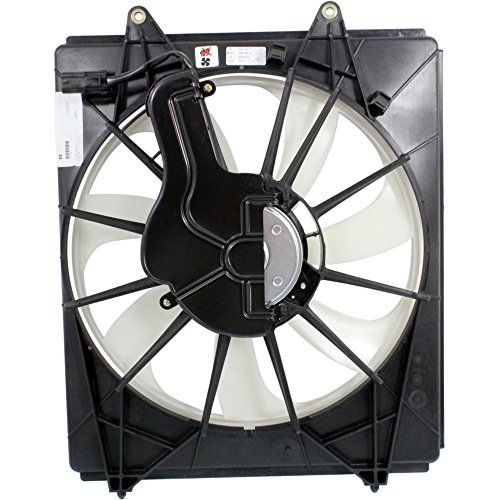 A/C Condenser Cooling Fan for 2011-2016 Honda Odyssey Right Side (Honda Odyssey Condenser)