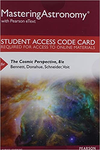 Mastering astronomy with pearson etext standalone access card mastering astronomy with pearson etext standalone access card for the cosmic perspective 8th edition 8th edition fandeluxe Choice Image