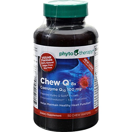(Phyto-Therapy Chew Q - 50 Wafers)