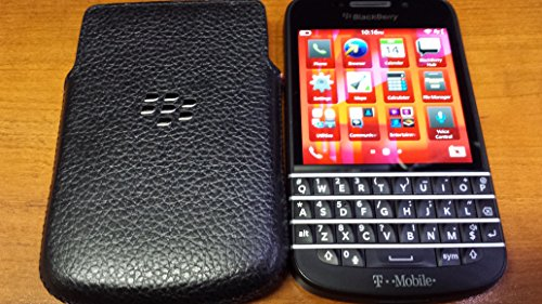 BlackBerry Q10, 4G LTE 16 GB GSM, No contract, T-Mobile Smartphone (Black) ()