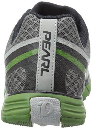 Pearl Izumi Mens Em Trail N1 V2 Löparsko Skugga Grå / Kaktus