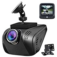 Acumen Dual Dash Cam Camera for Cars Video Recorder...