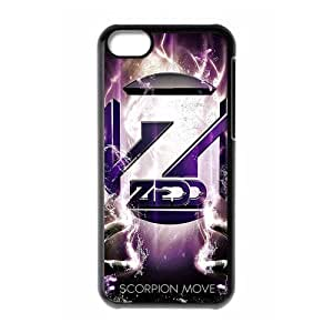 Hot Band Scorpions Customize Design Apple Iphone 5c Hard Case Cover phone Cases Covers