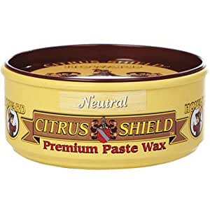 Amazon.com: Howard CS0014 Citrus Shield Paste Wax, 11