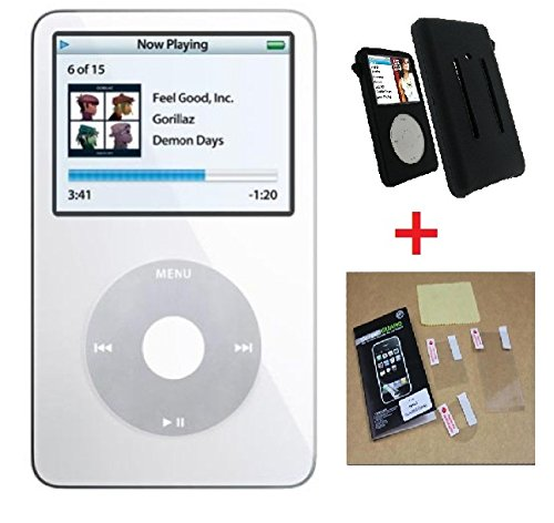 YDWM-BEST For Apple iPod Classic Video 5th Generation 30GB MP3 Player White-BEST