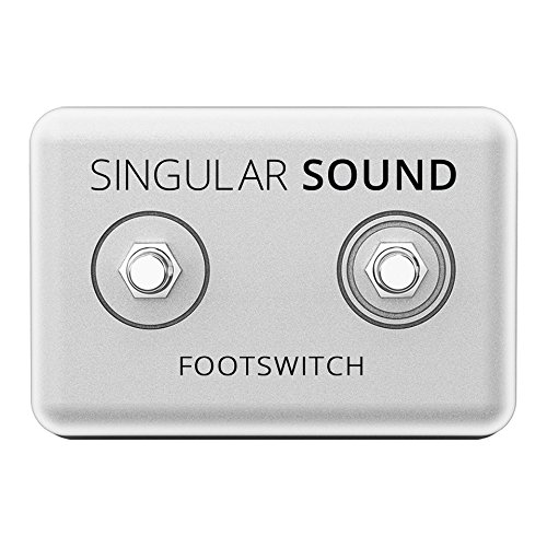 Singular Sound BeatBuddy Dual Momentary Footswitch by Singular Sound