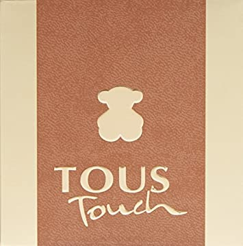Tous Touch by Tous for Women. Eau De Toilette Spray 1.7-Ounces
