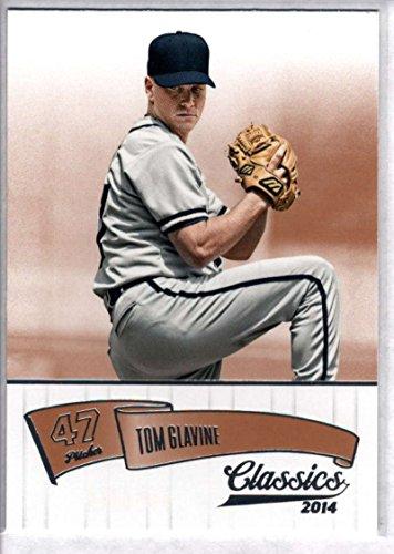 (Baseball MLB 2014 Panini Classics #131 Tom Glavine NM-MT Braves)