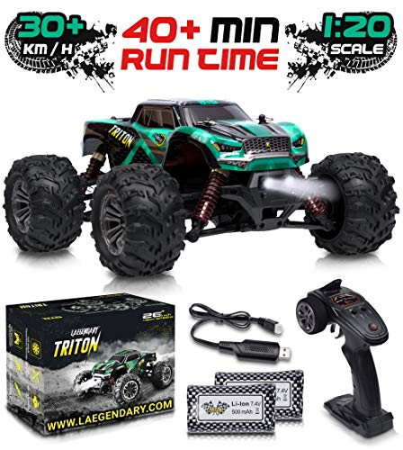 120 Scale RC Cars
