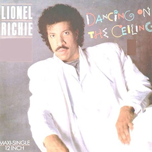 Lionel Richie Dancing On The Ceiling Cd Covers