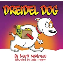 Dreidel Dog