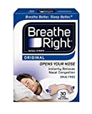 Breathe Right Nasal Strips, Large, Tan, 120-Count Pack (86avz12)