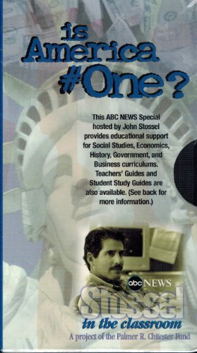 Is America Number One? ABC News Special With John Stossel (Critical Thinking Grades 9-12) (Abc News Vhs compare prices)