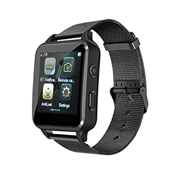 JDTECK BLU R2 LTE, Pulsera Watch Connected Black Edition ...