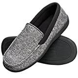Hanes 1RedPlace Moccasin (Mens X Large (11-12), Black Moccasin)