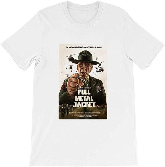 FULL METAL JACKET T Shirt Stanley Kubrick Joker Cowboy Private Gomer Pyle Tee