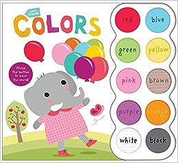 Amazon.com: Little Friends Sound Book: Colors (9780312520052): Roger ...