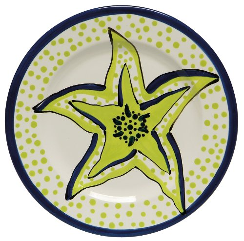 ITI Caffco International Dana Wittmann Ceramic Plate, Sta...