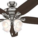white 60 ceiling fan - Hunter Fan 60