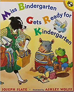 Image result for miss bindergarten gets ready for kindergarten