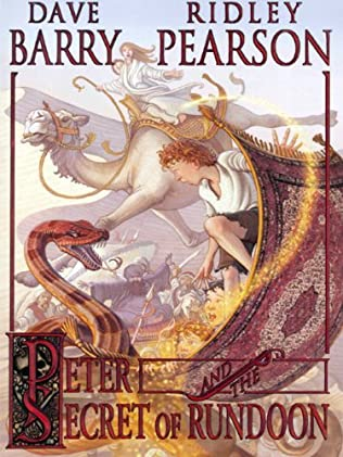 book cover of Peter and the Secret of Rundoon