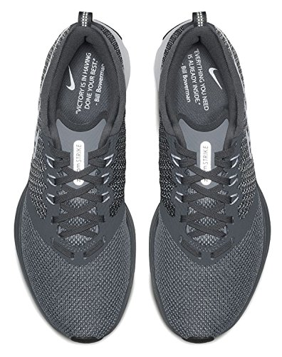 Zoom Chaussures NIKE Femme Grey de 001 Black Dark Strike White Gris Compétition Damen Running Stealth Laufschuh pwnpUxEfa