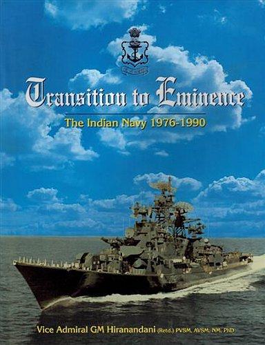 Eminence Garden - Transition To Eminence by Vice Adm GM Hiranandani (2009-07-15)