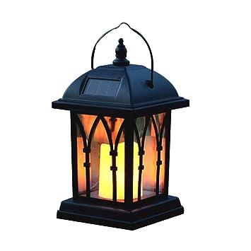 18 LED Wasserdicht Solar Leuchte Lampe Außenleuchte Wandleuchte Straßenlaterne