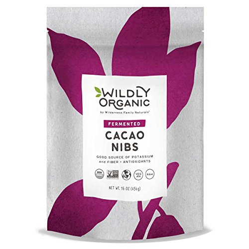 Wildly Organic Fermented Cacao Nibs, Non-GMO, Kosher, Vegan, Raw - 1 - Cocoa Hut