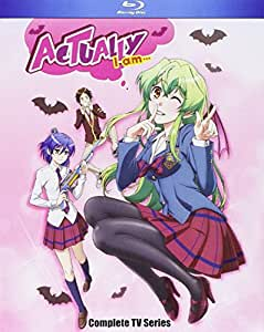 Actually, I Am... Complete Series Blu Ray [Blu-ray]
