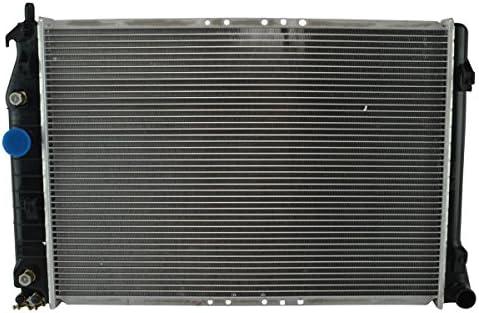 Radiator Assembly Aluminum Core Direct Fit for 97-04 Chevrolet Corvette New