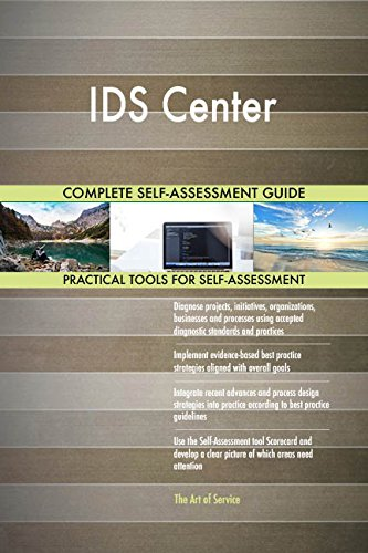 IDS Center Toolkit: best-practice templates, step-by-step work plans and maturity diagnostics
