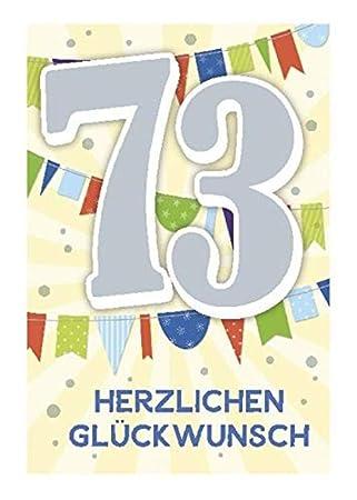 Depesche 5698.094 Tarjeta de felicitación con música, 73 ...
