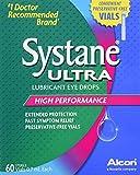 Systane Vials QGoXV Eye Drops, 60 Count (3 Pack)