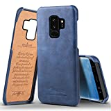 B BELK Galaxy S9 Plus Case, Premium Vintage Series Protective Rugged Back Case