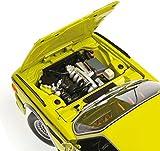 BMW 3.0 CSL (E9), yellow/Decorated, 1972, Model