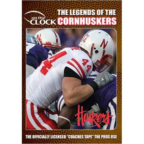 Legends of Cornhuskers of the Nebraska TM0286 (Nebraska Cornhuskers Dvd)