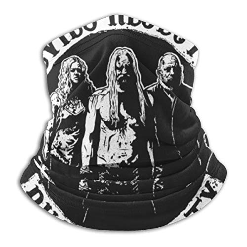 ZTZTR The Devil's Rejects, Ruggsville, TX. Windproof Ski Mask Mountaineering Durability Light Black