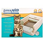 Littermaid Classic Self-Cleaning Cat Litter Box (LM580) New, more durable drive mechanism, Removable auto rake