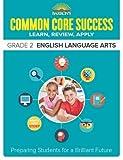 img - for Barron s Common Core Success Grade 2 English Language Arts: Preparing Students for a Brilliant Future book / textbook / text book