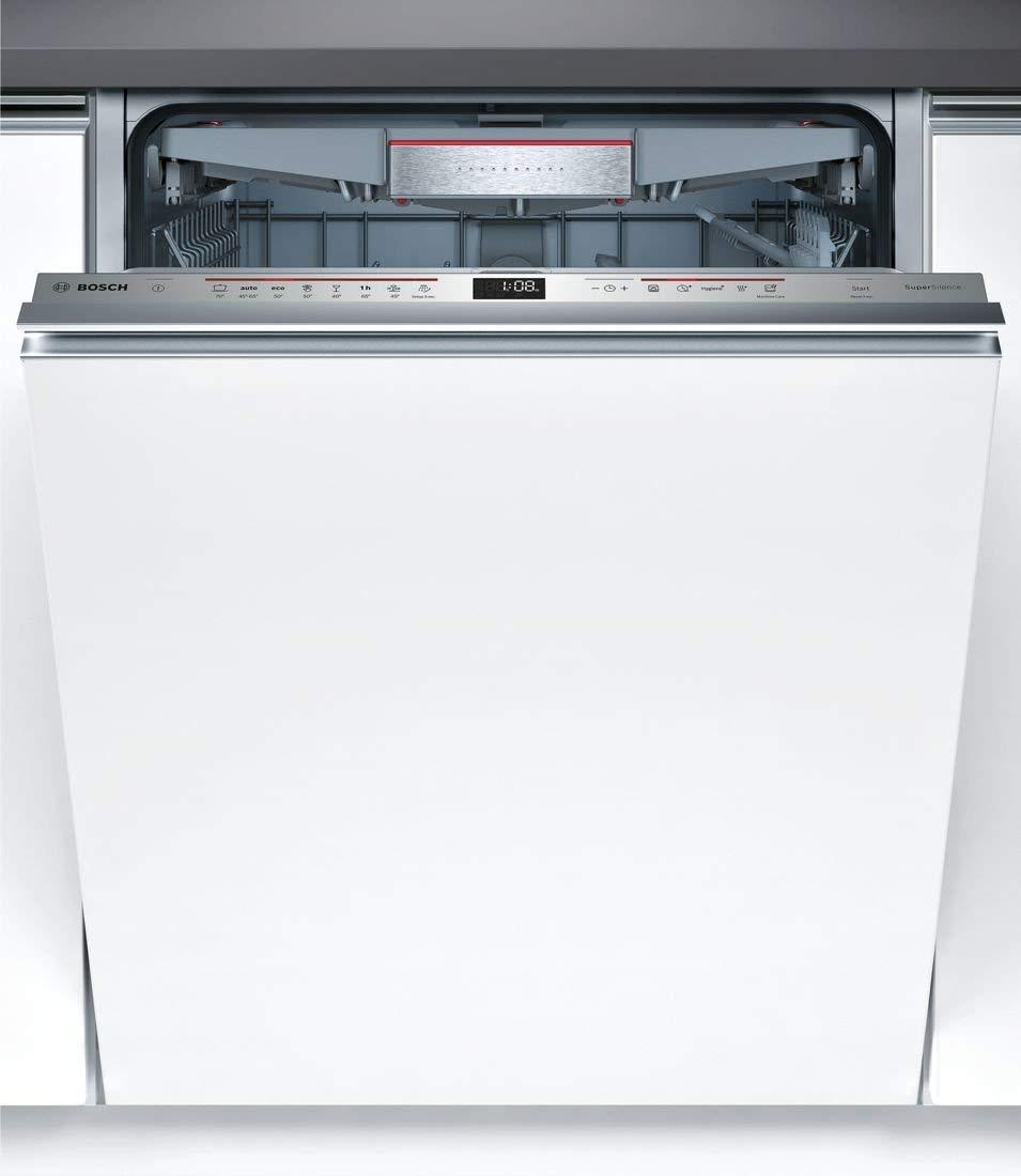 Bosch Serie 6 SMV68TX04E lavavajilla Totalmente Integrado 13 ...