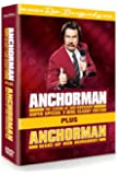 Anchorman: The Legend of Ron Burgundy (including Wake Up Ron Burgundy) [DVD]
