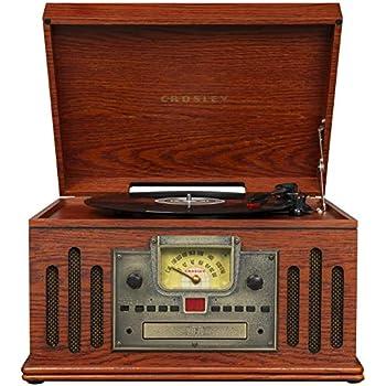 Amazon.com: Victrola Navigator 8-in-1 Classic Bluetooth ...