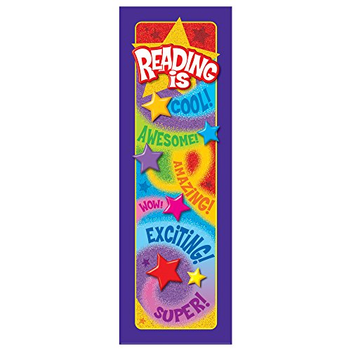 Trend Enterprises Inc. Reading is. Praise Words 'n Stars Bookmarks, 36 ct