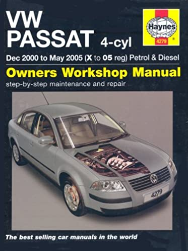 vw passat 4 cyl petrol and diesel service and repair manual 2000 rh amazon com 2004 vw passat owners manual pdf 2004 vw passat owners manual pdf