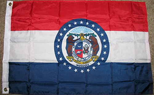 Missouri State Flag 2'x3' USA Polyester Banner