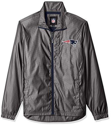 G-III Sports NFL England Patriots The Executive Full Zip Jac