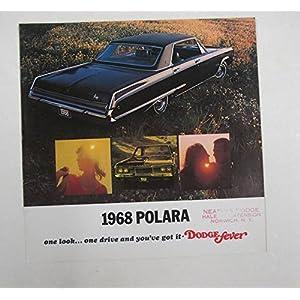 1968 Dodge Polara Brochure